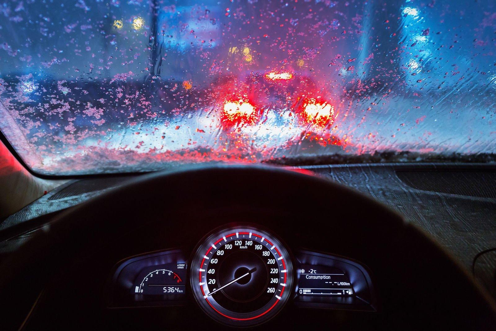 Statistics on Dangerous Driving