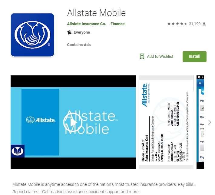 Allstate Employee Benefits >> Allstate Auto Insurance Review The Complete Guide