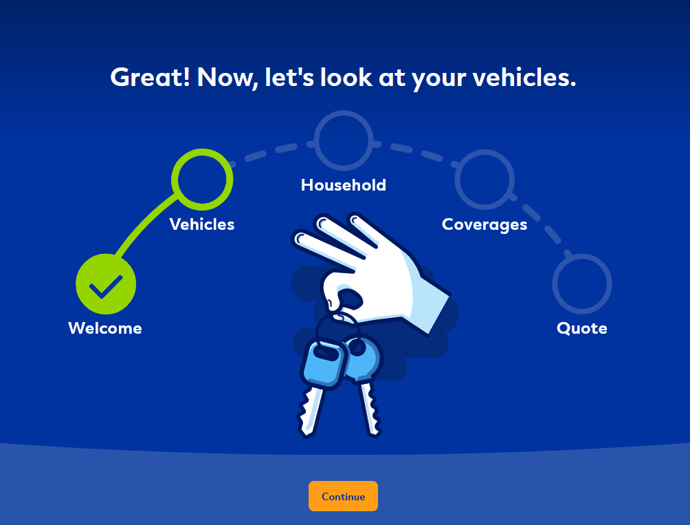 Allstate Auto Insurance Quote Vehicle Information