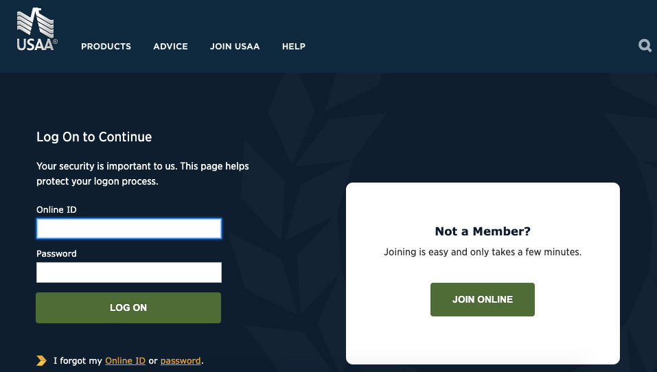 USAA members login-medium