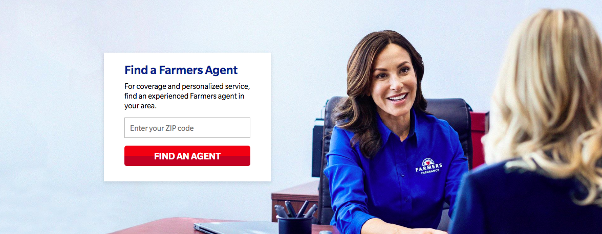 farmers find an agent home page
