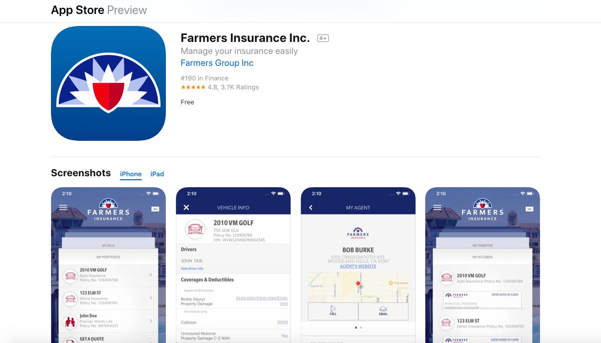 farmers app app store