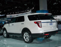 Ford Explorer Wins 2011 North American Truck of the Year