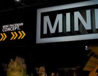 MINI Debuts Paceman Concept
