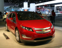 Chevrolet Volt Wins 2011 North American Car of the Year