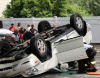New Rule to Minimize Ejection in Rollovers