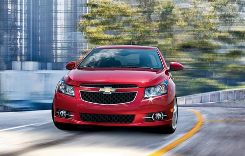 GM has invested billions in upgraded models like the Chevrolet Cruze.