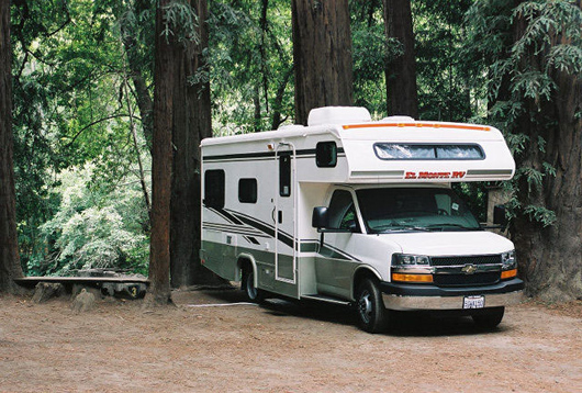 Insuring an RV is different than typical auto policies