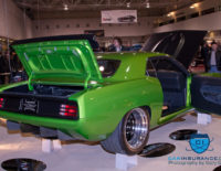 Green with envy over 200+ mph Super Cuda