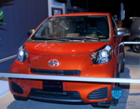Scion iQ set to put the hybrid world on its ear in 2012
