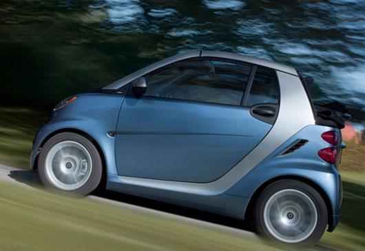 Smart Fourtwo Cabriolet