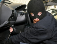 What can you do to prevent auto theft?