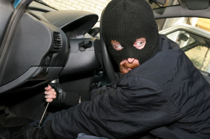 A few simple steps can make your car less attractive to thieves.