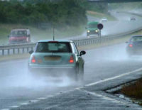 Driving Safely in Rain and Wet Weather