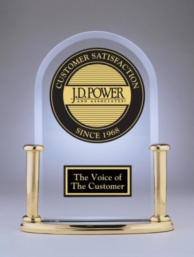 J.D. Power and Associates conducts annual consumer satisfaction studies.