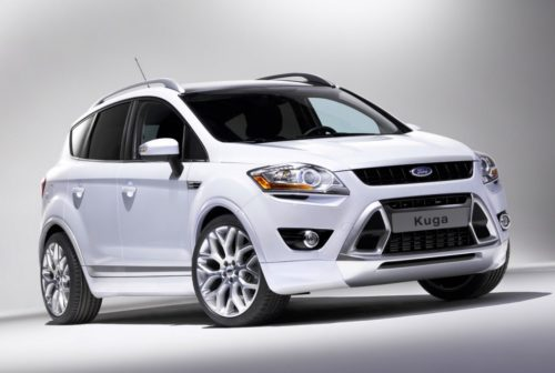 The Ford Kuga is built in Louisville and exported to Europe. We hope it lands here.