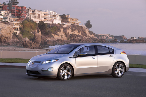 GM says the Chevrolet Volt is safe as it offers Volt owners free loaner cars.