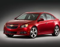 Has Chevrolet Cracked Code to Small Car Sales Success with the Cruze?