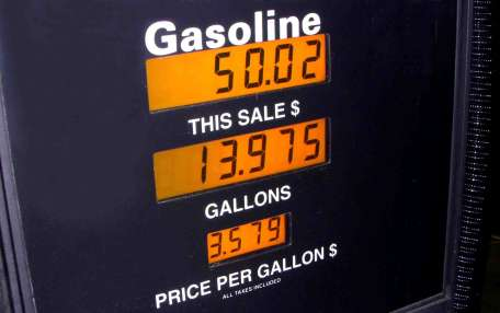 Fuel economy will be on the minds of travelers this Thanksgiving.