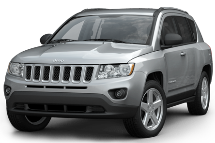 The Jeep Compass had it's best sales performance ever.