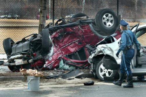 2010 saw the lowest number of traffic fatalities in six decades.