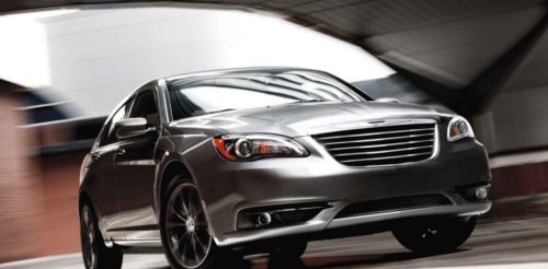 Chrysler posted a 26 percent rise in sales in 2011, thanks to models like the 200.