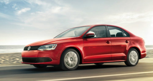 VW's Jetta TDI delivers 42 mpg and is built in Tennessee.