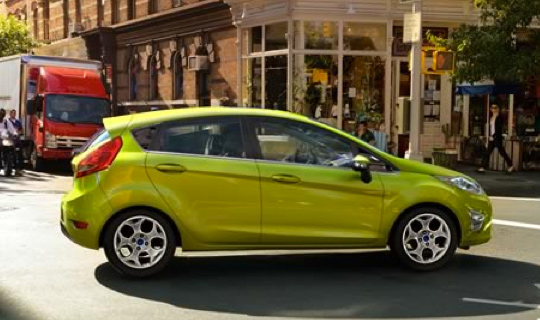 Does Ford Have a Big Problem with Small Cars?