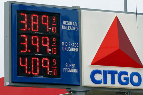 Gas prices are rising nationwide.