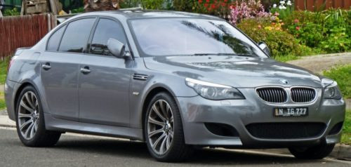BMW M5s have a defect that can cause them to go up in flames.