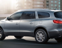 GM Recalls SUVs to Tighten Wiper Arm Nuts