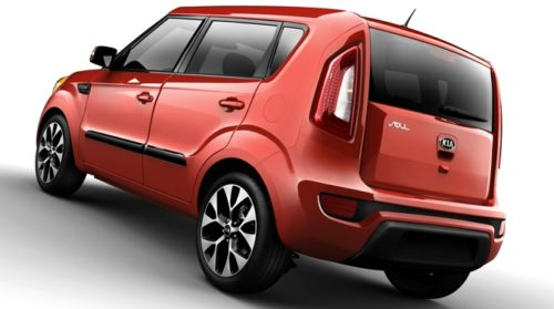 According to KBB, the Kia Soul has the lowest total cost of ownership for the compact class.