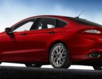Ford Fusion Wins Top Safety Pick in IIHS Crash Test
