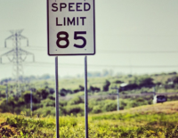 Will 85 MPH in Texas Up the Speed Elsewhere?