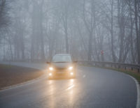 Clear Direction on Driving in the Fog