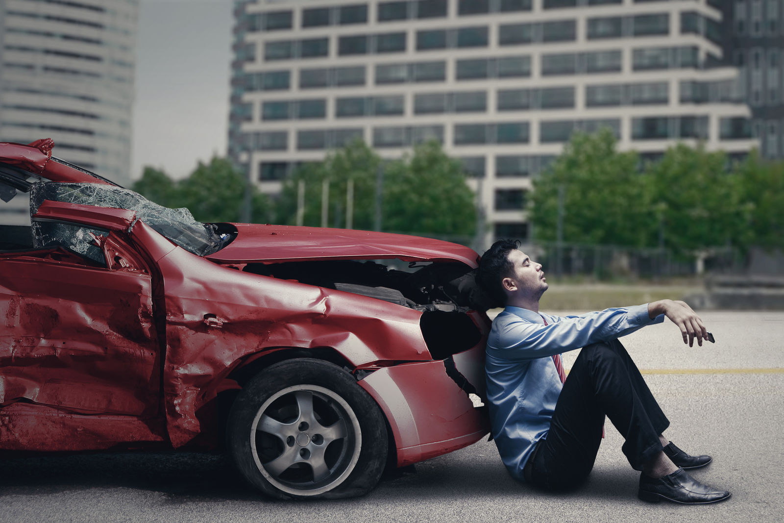 After an Auto Accident: How to Act and What to Avoid