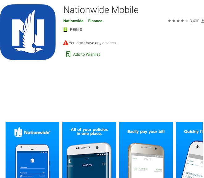 Nationwide app icon