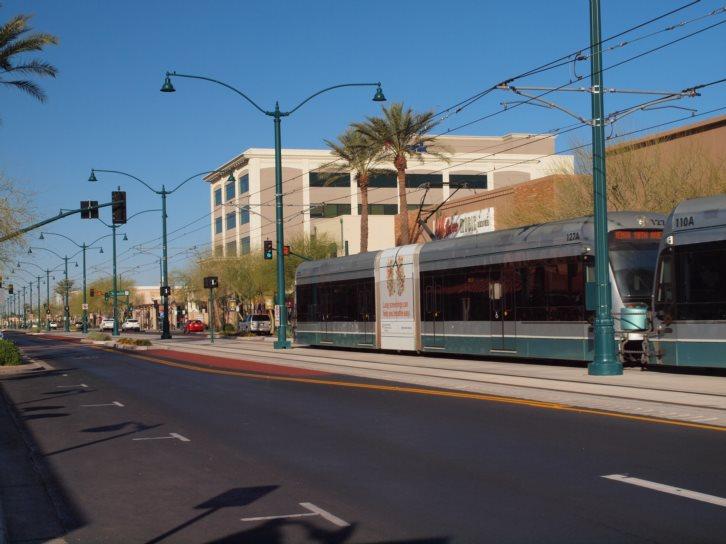 Main Street, Mesa Arizona