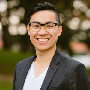 a photo of Daniel Cheung from HARO Liaison