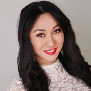 a photo of Daisy Jing, the CEO and founder of Banish