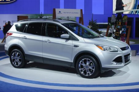 Recall 2016 Study - 4 - 2013 FORD ESCAPE