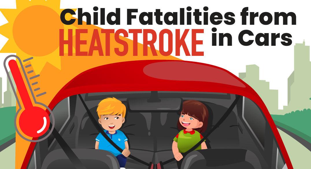Child Fatalities from Heatstroke in Cars