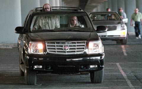 Matrix Reloaded Cadillac Escalade EXT