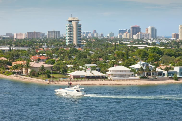 Beautiful City of Fort Lauderdale, Florida
