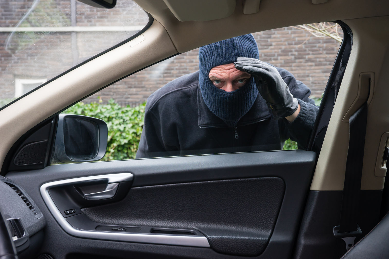 Does my car insurance cover stolen property?