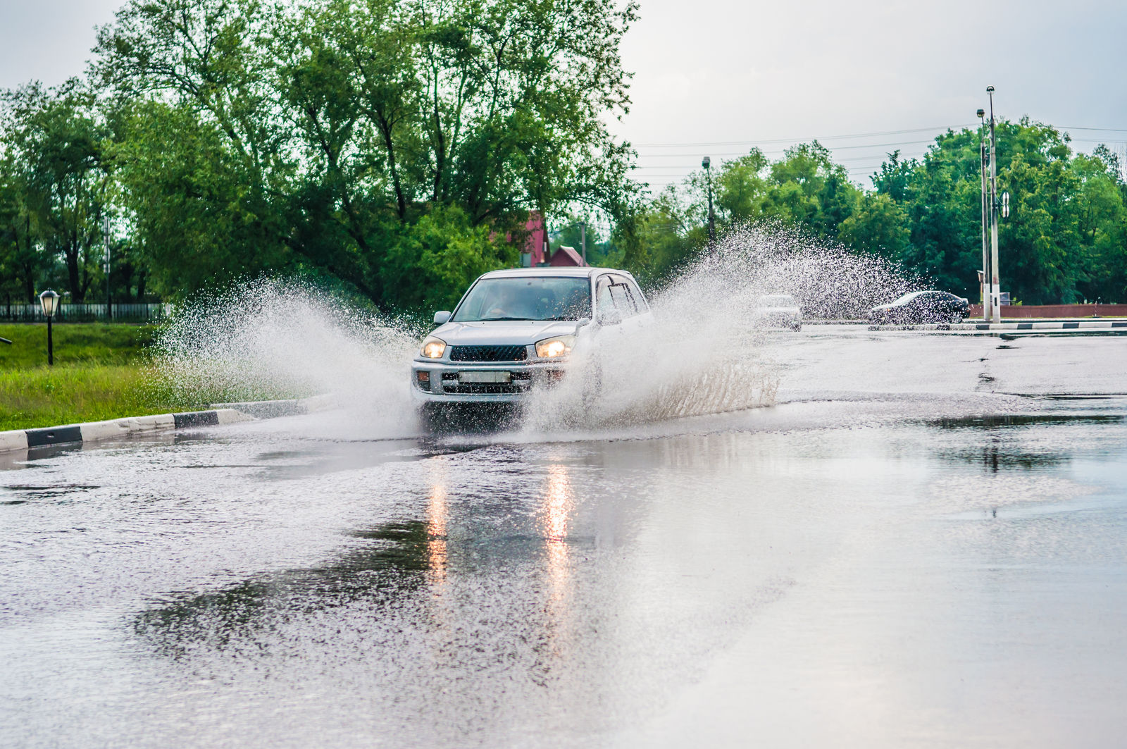 Does my car insurance cover water leaks?