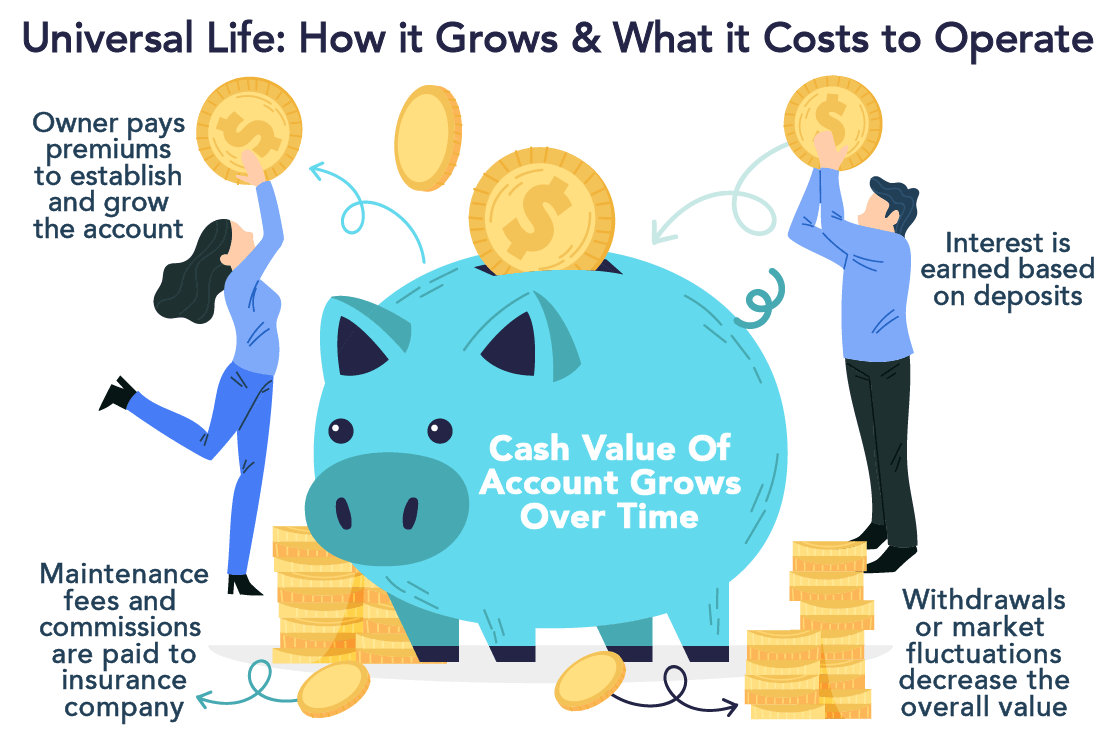 Universal Life: How It Grows and What It Costs to Operate
