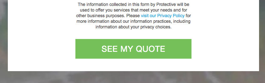 protective see my quote button