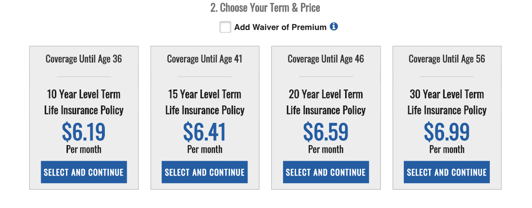American Family Insurance Coverage Term Limit