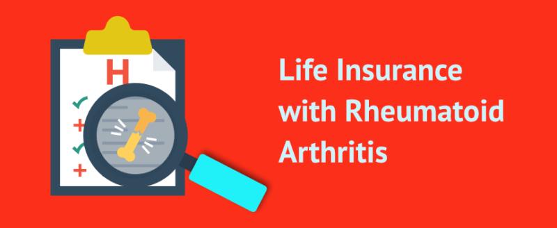 life insurance rheumatoid arthritis